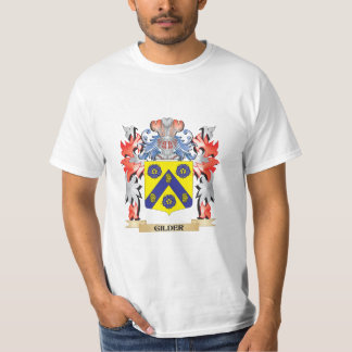 Gilder Coat of Arms - Family Crest T-Shirt