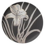 Gilding the Lily Melamine Plate