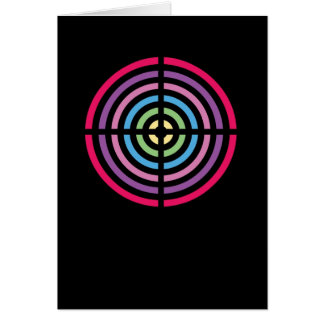 Gilead Circle Card by DARLENE
