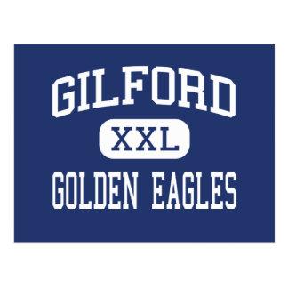 Gilford - Eagles de oro - alto - Gilford Tarjeta Postal