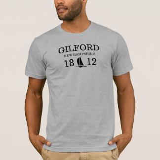 Gilford New Hampshire 1812 Sailing Custom T-Shirt