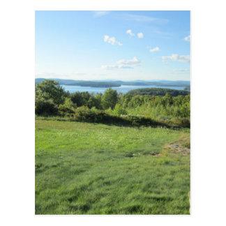 Gilford New Hampshire Postcard