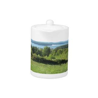 Gilford New Hampshire Teapot