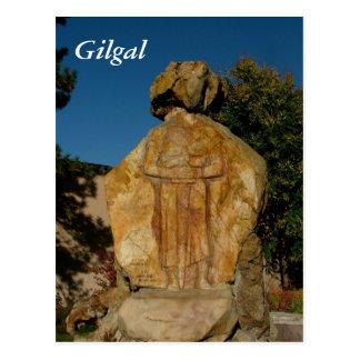 Gilgal Sculpture Garden Postcard