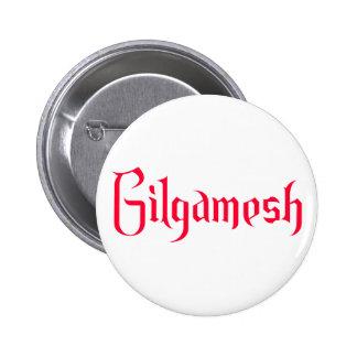 Gilgamesh Pin Redondo De 2 Pulgadas