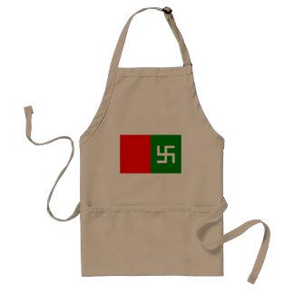 Gilgit Baltistan United Movement, Colombia Politic Adult Apron