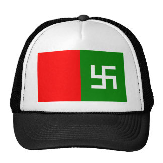 Gilgit Baltistan United Movement, Colombia Politic Trucker Hat
