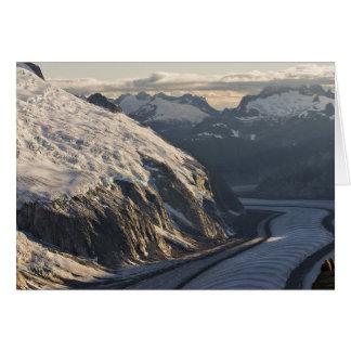 Gilkey Trench, Juneau Icefield (Blank Inside) Card