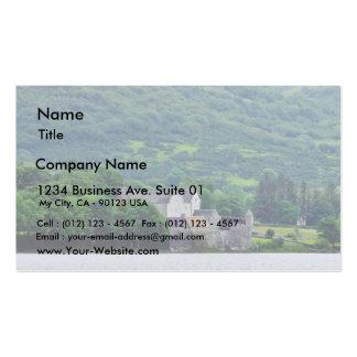 Gill Lough Lakes Ireland Parkes Castle Business Card Templates