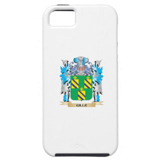Gille Coat of Arms - Family Crest iPhone 5 Case