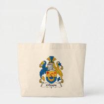 Gillespie Family Crest Bag