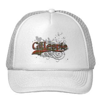 Gillespie Tartan Grunge Trucker Hat