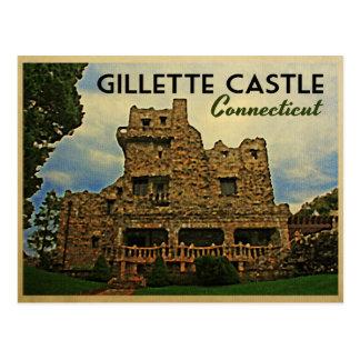 Gillette Castle Connecticut Postcard