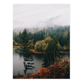 Gillette Lake Postcard