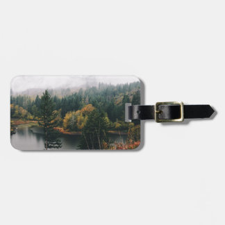 Gillette Lake Tag For Luggage