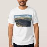 Gillette, WY - opinión de mina de carbón de Remera