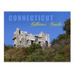 Gillette's Castle, Connecticut Postcard