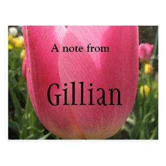 Gillian Postcards