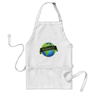 Gillians Around the World Products Adult Apron
