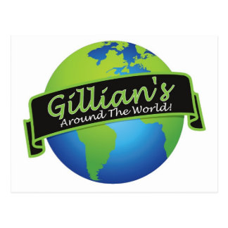 Gillians Around the World Products Postcard