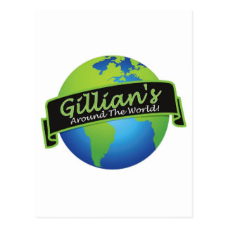 Gillians Around the World Products Post Card