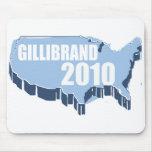GILLIBRAND 2010 ALFOMBRILLA DE RATON