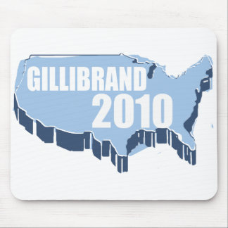 GILLIBRAND 2010 MOUSE PAD