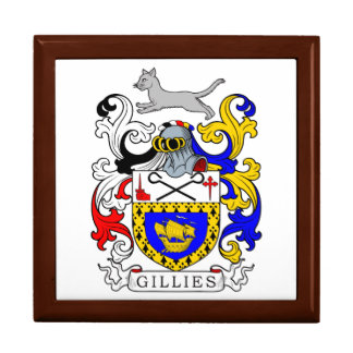 Gillies Coat of Arms Gift Box