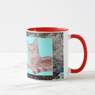 Gilligan Cat Mug