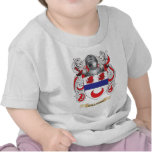 Gilligan Coat of Arms (Family Crest) Tee Shirts