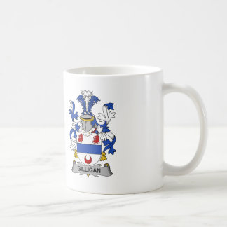Gilligan Family Crest Coffee Mug