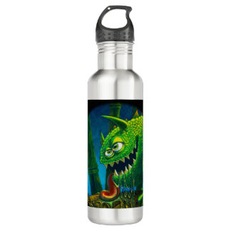 Gilligan's Rock Stainless Steel Water Bottle