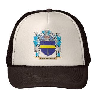 Gillingham Coat of Arms - Family Crest Hat