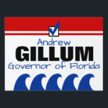 """Gillum Governor FL Blue Wave 
