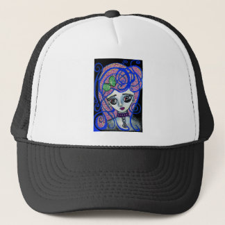 Gilly the Sad Emo Trucker Hat