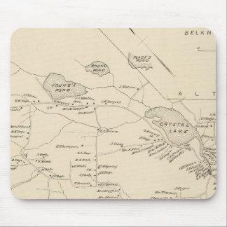 Gilmanton, Belknap Co, NH Mouse Pad