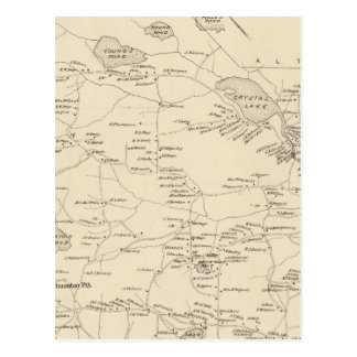 Gilmanton, Belknap Co, NH Postcard