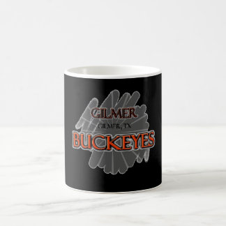 Gilmer High School Buckeyes - Gilmer, TX Coffee Mug