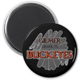 Gilmer High School Buckeyes - Gilmer, TX Magnet