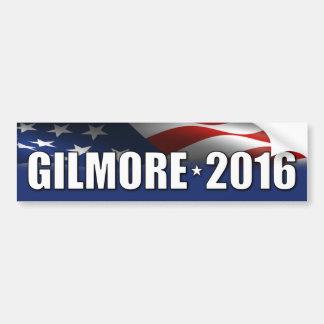 Gilmore '16 bumper sticker