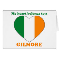 Gilmore Cards
