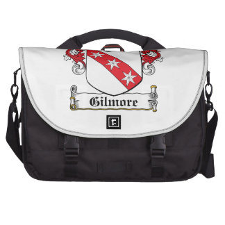 Gilmore Family Crest Laptop Bags