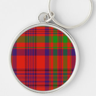 Gilmore Scottish Tartan Key Chain