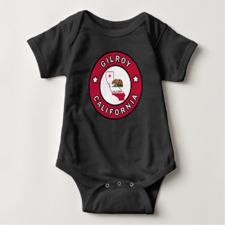 Gilroy California Baby Bodysuit