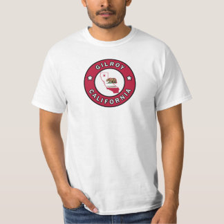 Gilroy California T-Shirt
