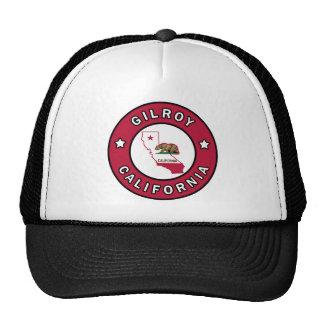 Gilroy California Trucker Hat