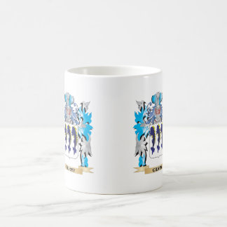 Gilroy Coat of Arms - Family Crest Classic White Coffee Mug