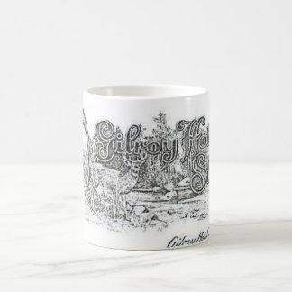 Gilroy Hot Springs mug - 1900s logo
