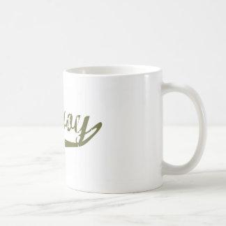 Gilroy Revolution t shirts Classic White Coffee Mug