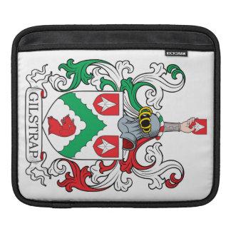 Gilstrap Family Crest iPad Sleeve